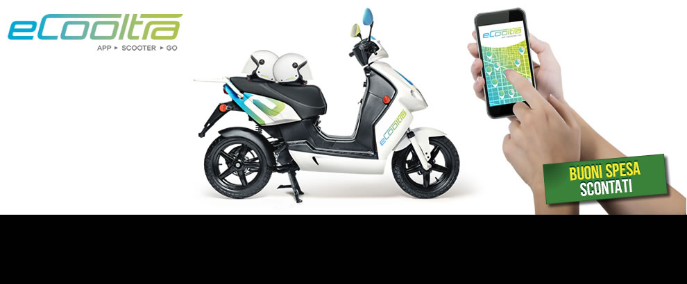 eCooltra Scooter Sharing