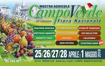 Mostra agricola Campoverde